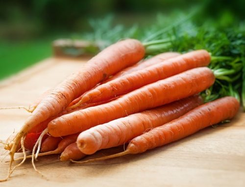 Are Carrots Good for Eyes?