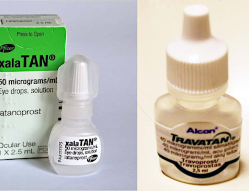 Latanoprost (Xalatan) Vs Travoprost (Travatan)