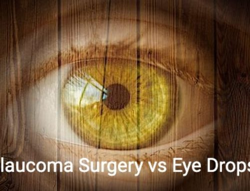 Glaucoma Surgery vs Eye Drops – Which is a Better Option?