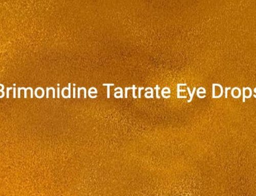Read This before Using Brimonidine Tartrate Eye Drops